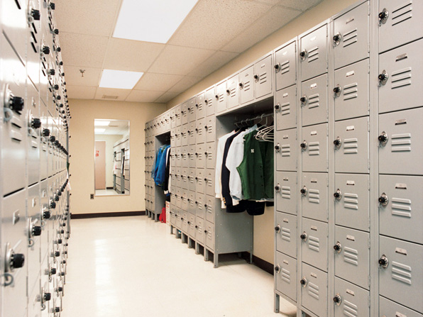 Vanguard™ Lockers