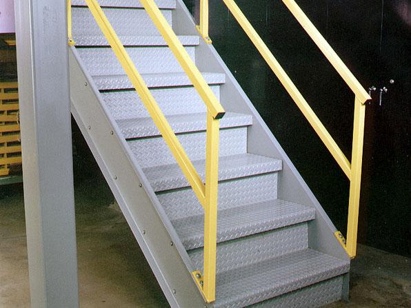 IBC Code Stairs