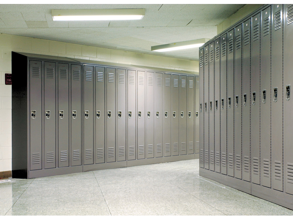 All-Welded Lockers