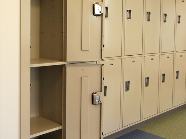 GuardianTM Lockers Penco Products