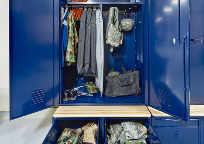 Patriot® Readiness Lockers
