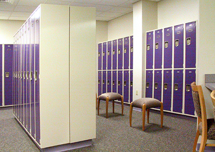 Guardian™ Lockers