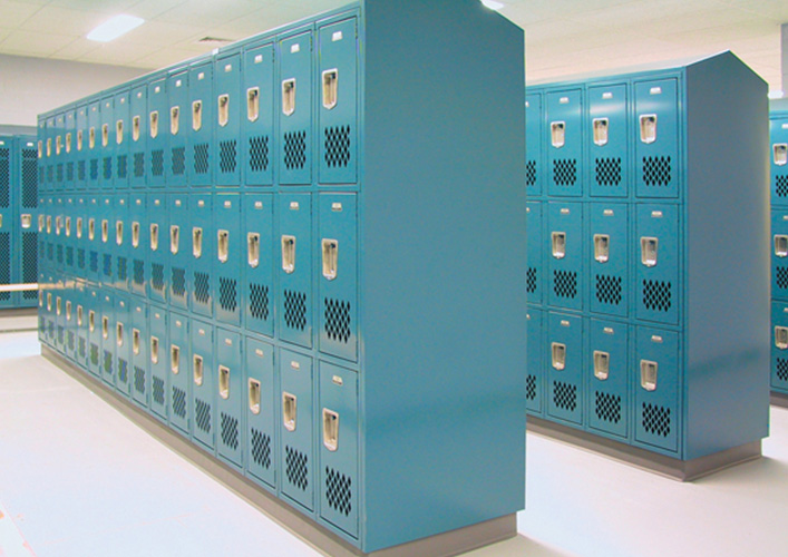 Invincible II™ Lockers