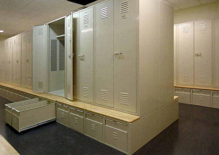 Patriot® Duty Lockers