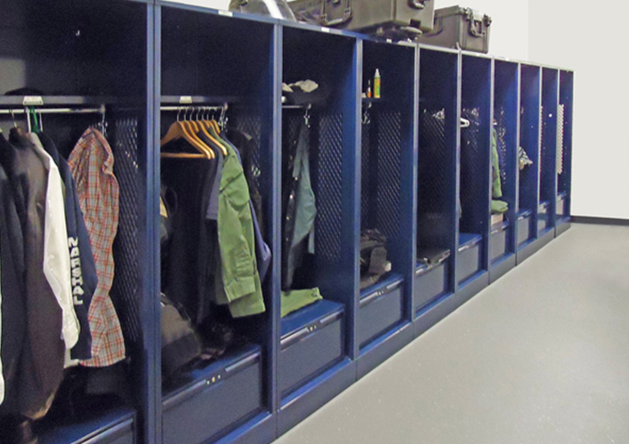 Patriot® Turnout Lockers