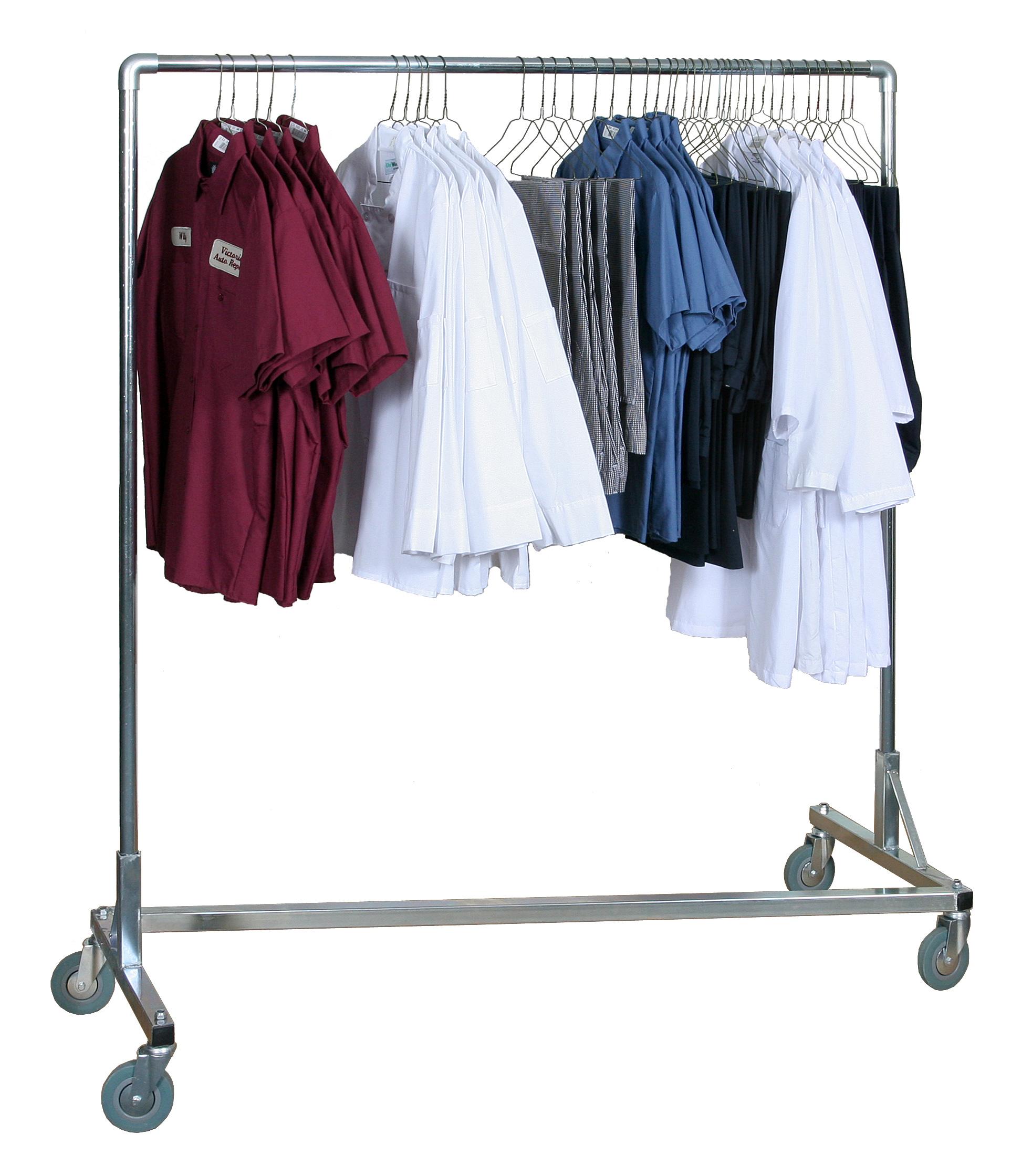 Heavy Duty Garment Rack Penco Z Rack