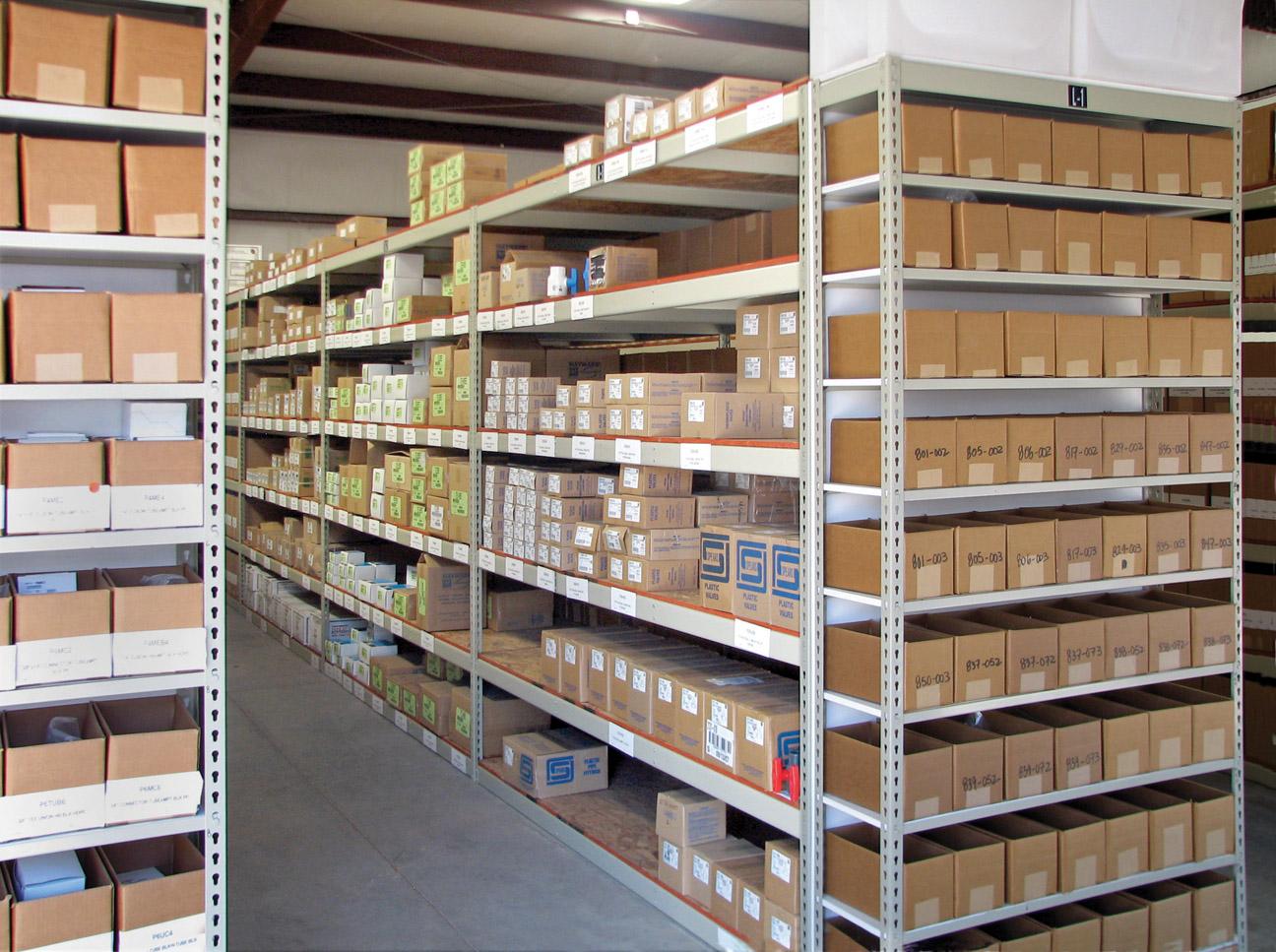 Rivetrite 174 Boltless Steel Shelving Penco Products