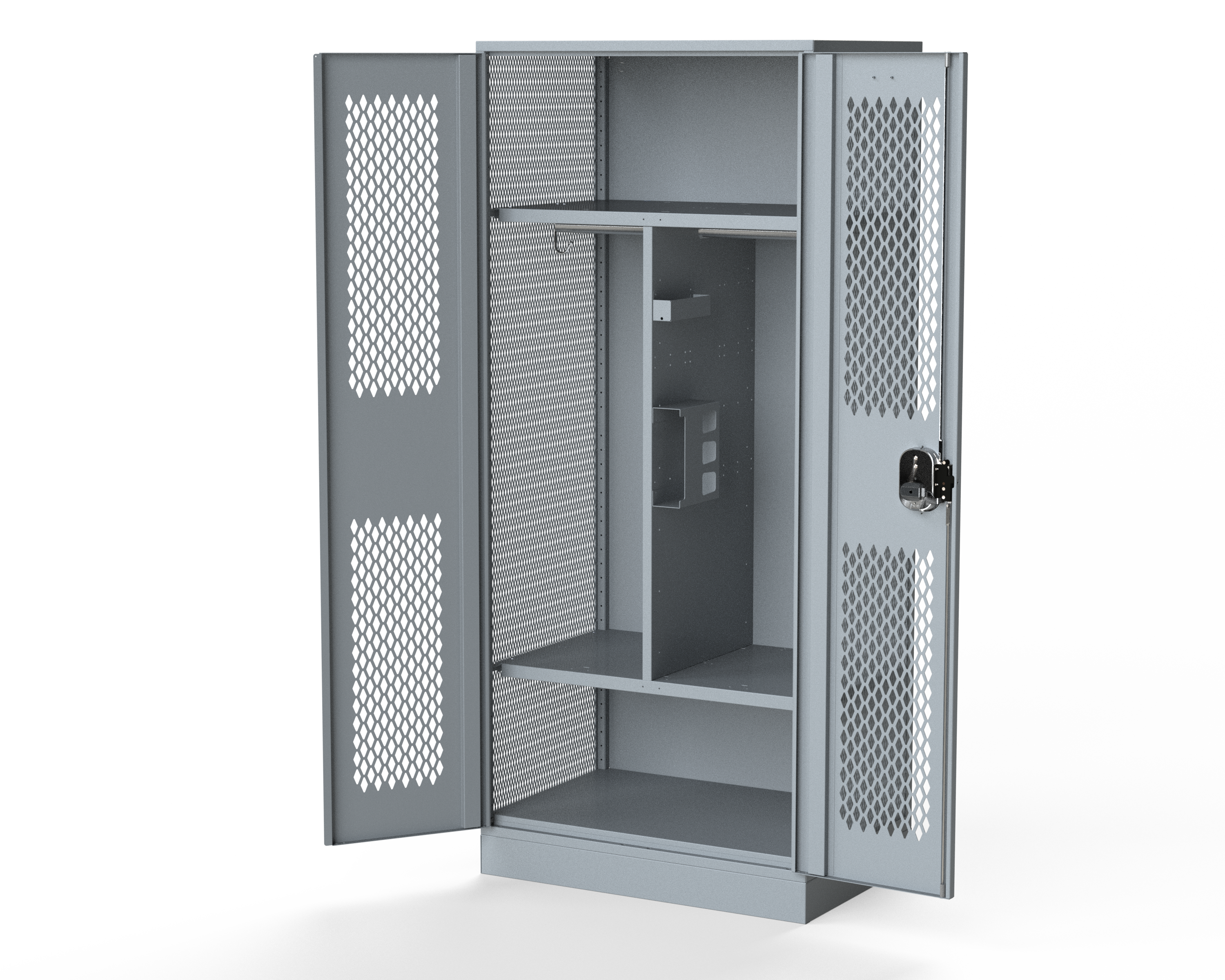 Patriot® Fully Framed Gear Lockers