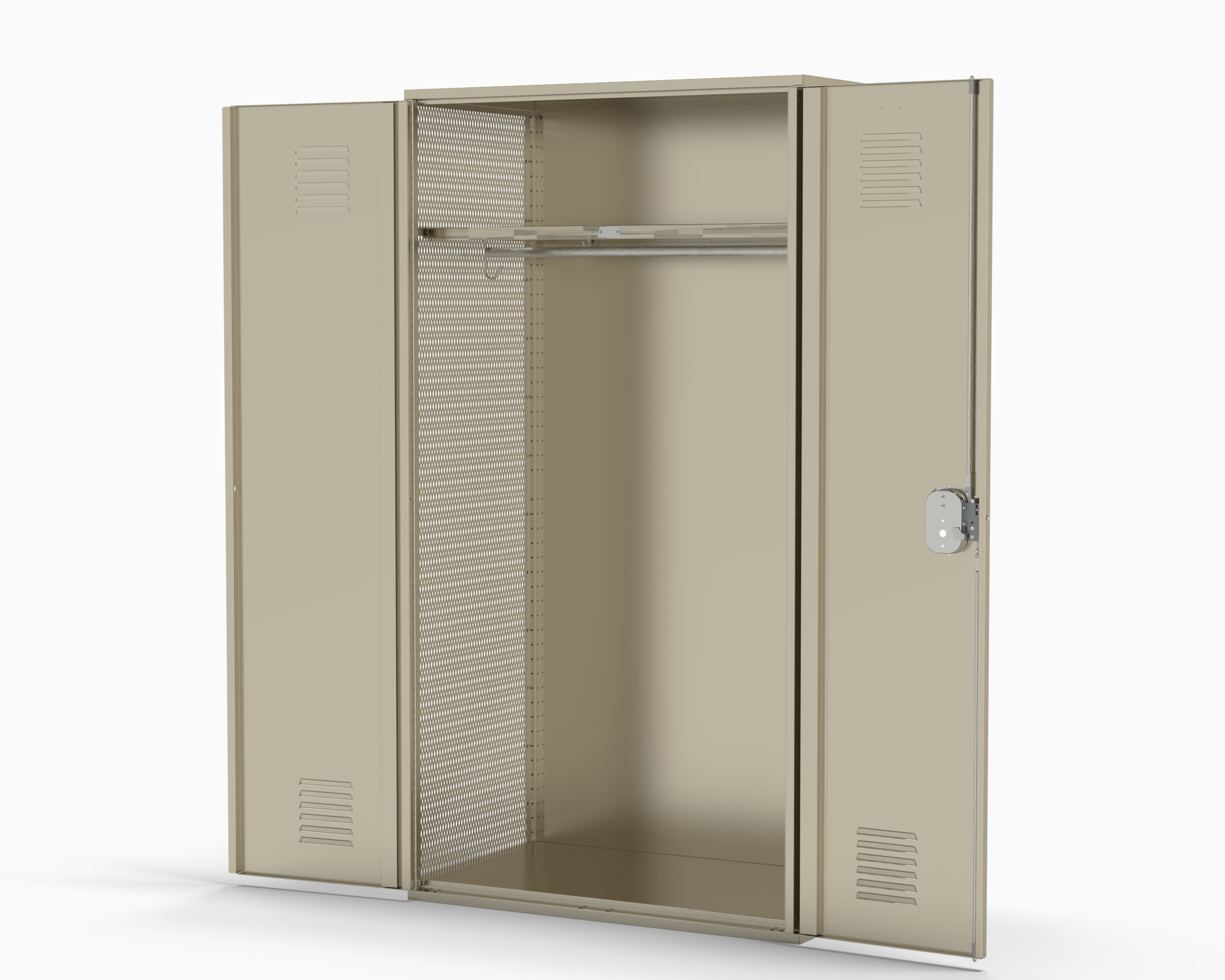 TA-50 Fully Framed Locker